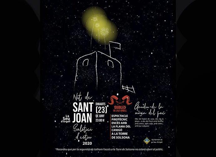 Cartell Sant Joan de la Seu d'Urgell