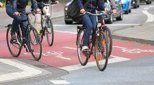 bicicletes pel carril bici