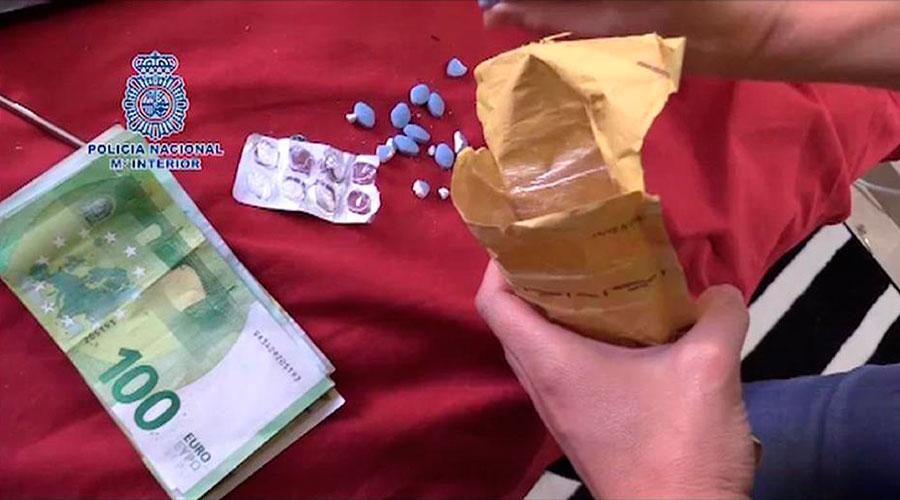 Medicaments distribuïts il·legalment