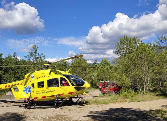 Helicòpter de rescat