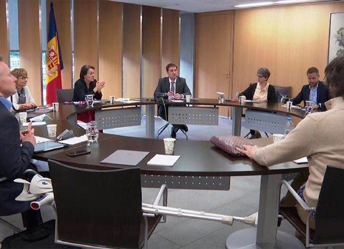 Reunió de la junta de presidents