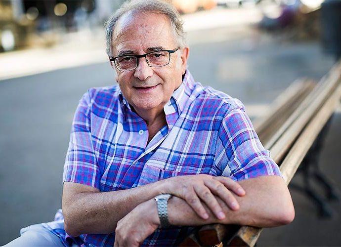 Ramon Besora (Foto: Llibre del Pirineu)