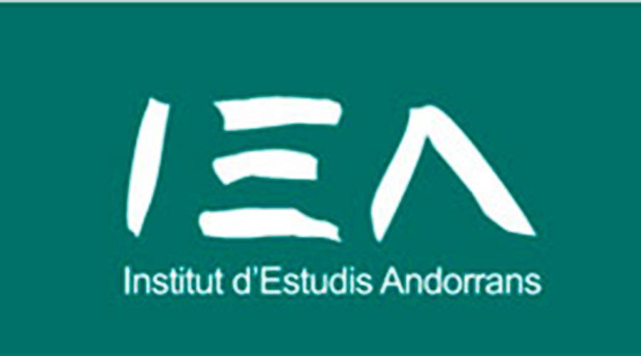 Logotip de l'Institut d'Estudis Andorrans