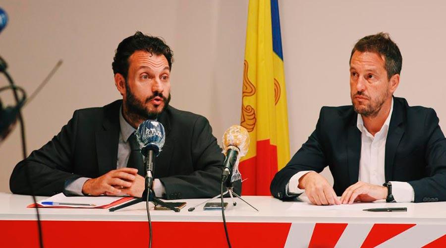 Gerard Alís i Pere López