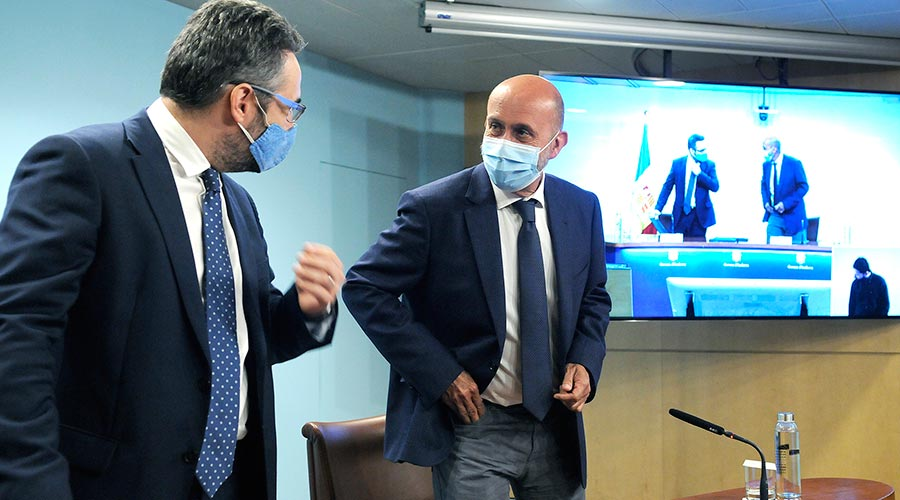 Eric Jover i Joan Martínez Benazet