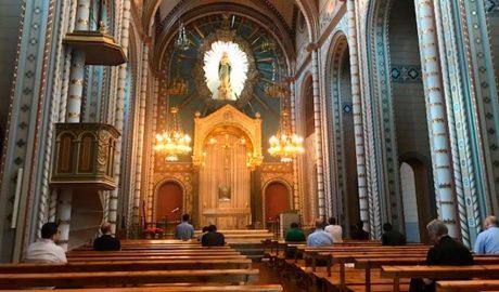 Trobada de final de curs del seminari interdiocesà a la Seu d'Urgell