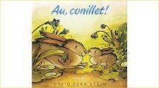 Portada del llibre 'Au, conillet!'