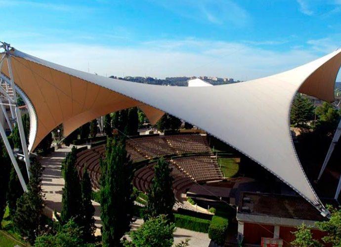 L'espai Camp de Mart a la ciutat de Tarragona