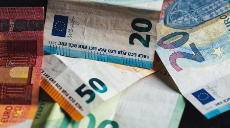 Bitllets d'euros