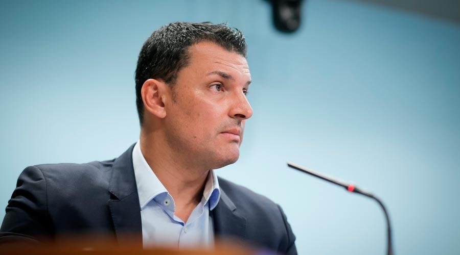 Jordi Gallardo, ministre de Presidència, Economia i Empresa