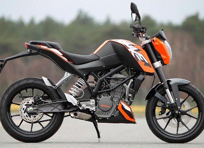 Una motocicleta similar a l'accidentada