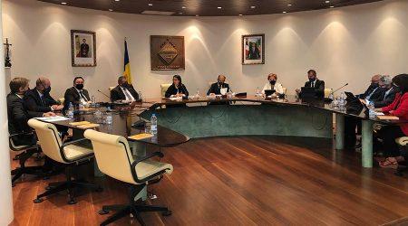 Sessió del Consell de Comú d'Encamp