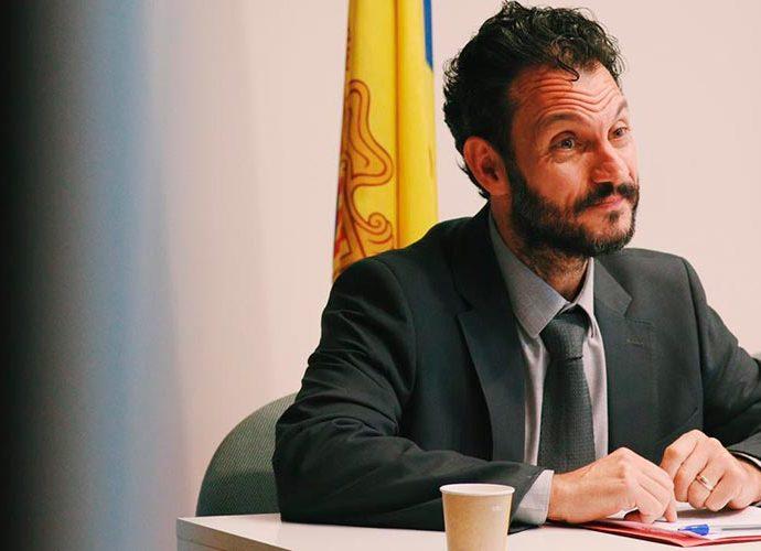 El primer secretari del Partit Socialdemòcrata, Gerard Alís