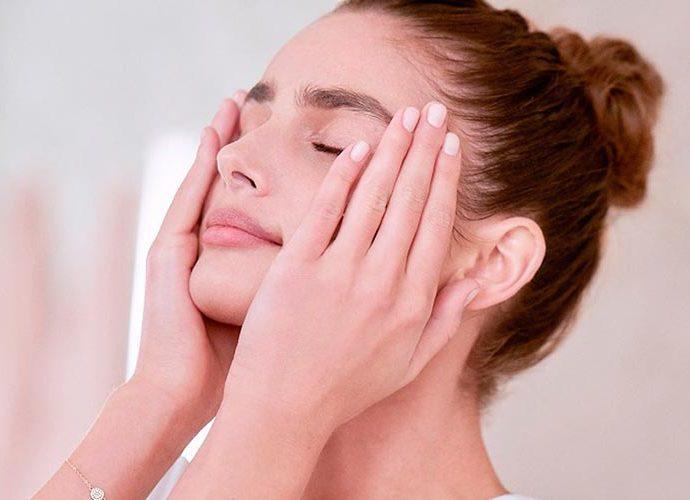 Hidratació de la cara