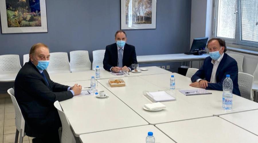 Reunió EFA amb Terceravia + Unió Laurediana + Independents