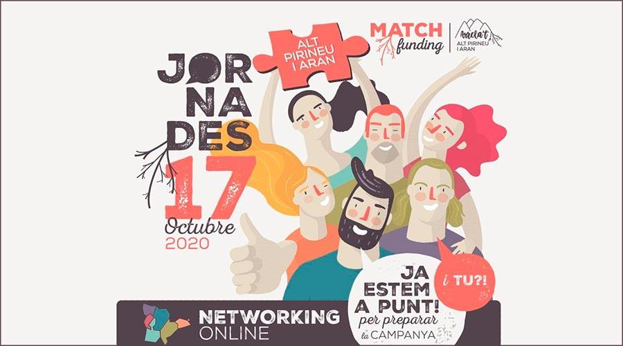 Publicitat de les jornades Arrela't Alt Pirineu i Aran