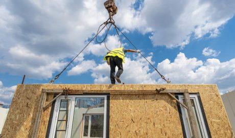 Construcció amb materials ecològics