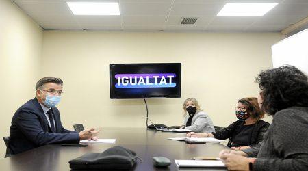 El secretari d'Estat d'Igualtat i Participació Ciutadana, Marc Pons