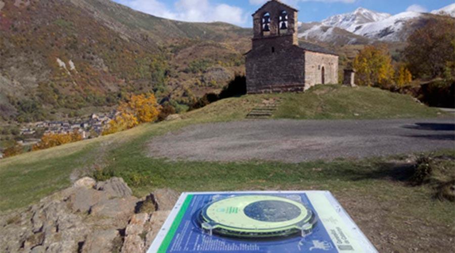 Mirador astronòmic Starlight al Parc Nacional d'Aigüestortes