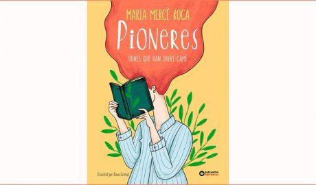 """Portada del llibre """"Pioneres"""""""
