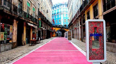 Rua Nova do Carvalho, Lisboa