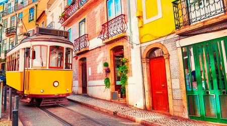 Tramvia històric, Lisboa