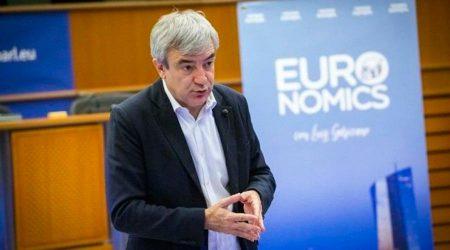 Luis Garicano, eurodiputat i vicepresident de Renew Europe