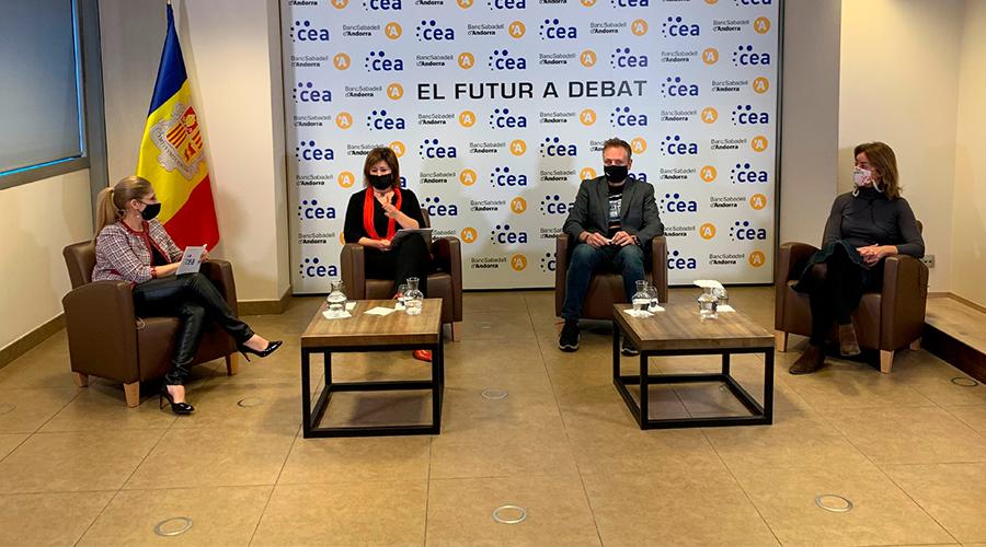 Nova sessió del cicle  El futur a debat