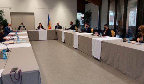 Sessió del Consell de Comú d'Ordino