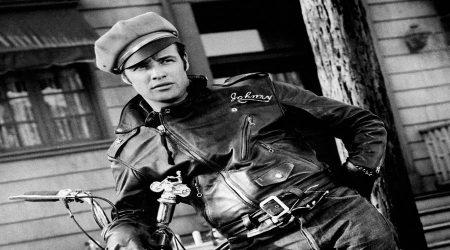 "Marlon Brando a la pel·lícula""Salvatge"""