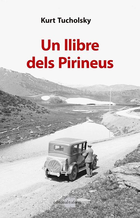 """Portada del llibre """"Un llibre dels Pirineus"""""""