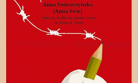 """Portada del llibre """"El llapis amb què escric"""""""